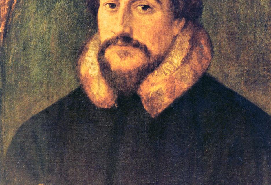 Being John Calvin