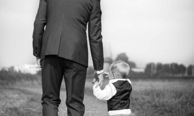 Advice For Young Dads in Ministry
