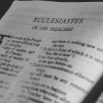 The Gospel According to Ecclesiastes