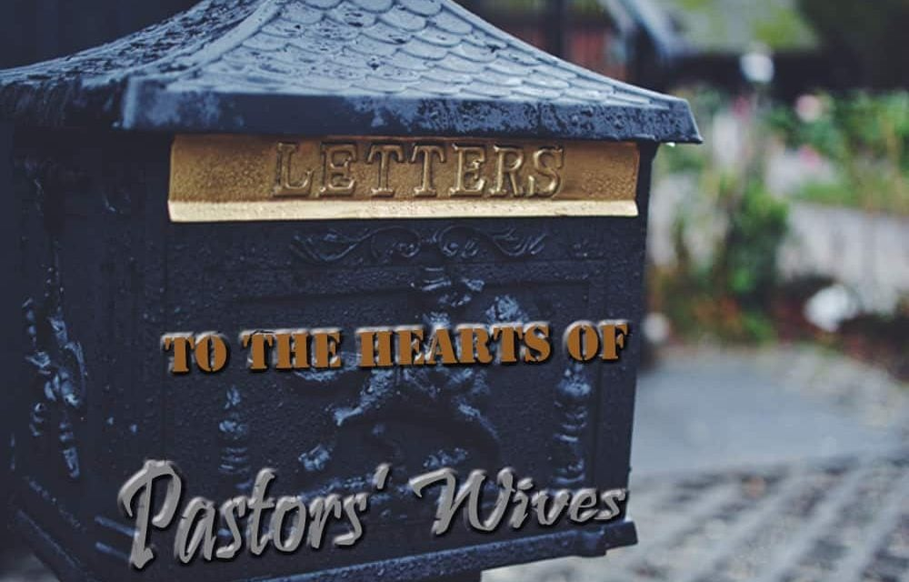 Introduction to Pastors' Wife Series