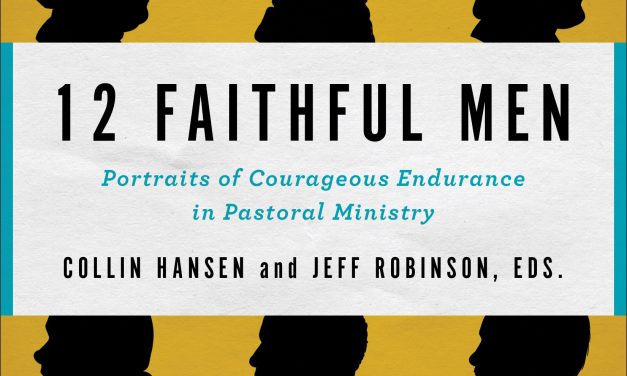 12 Faithful Men An Interview with Jeff Robinson