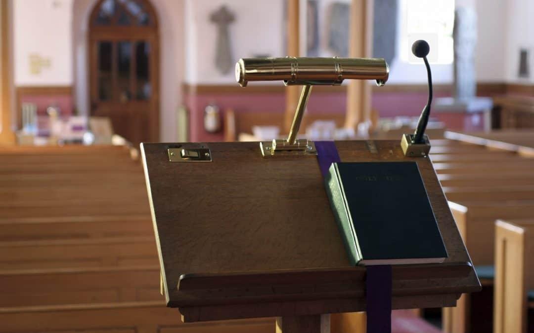 Dear Pastor: Please Serve Me Jesus