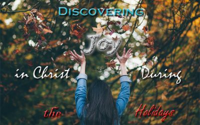 Joy in Christ During a Busy Season