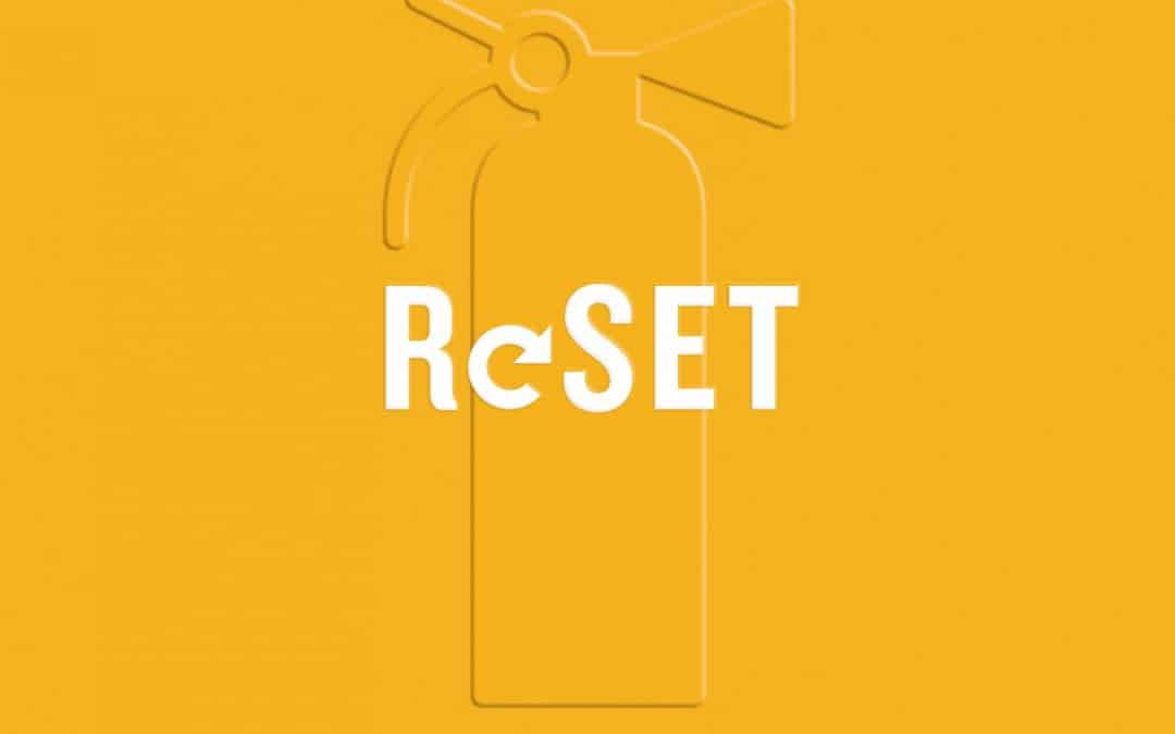 Reset: Living a Grace-Paced Life in a Burnout Culture by David Murray