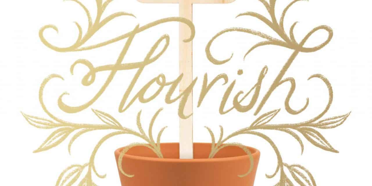 Flourish: How the Love of Christ Frees Us from Self-Focus by Lydia Brownback