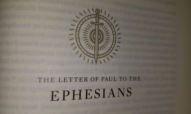 Paul's Prayer for the Ephesians