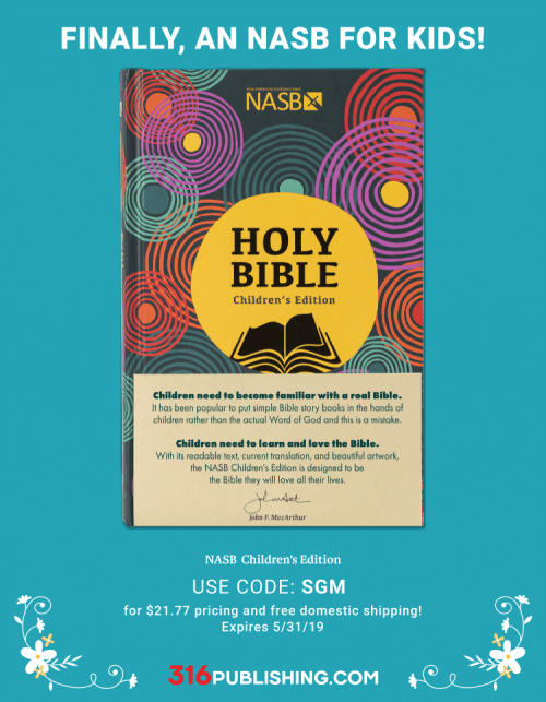 NASB for Kids