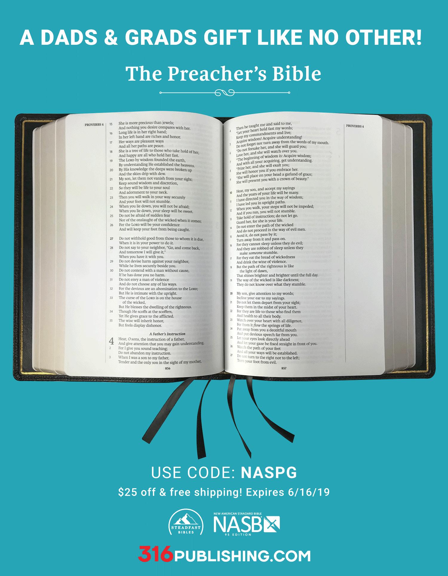 The Preacher's Bible