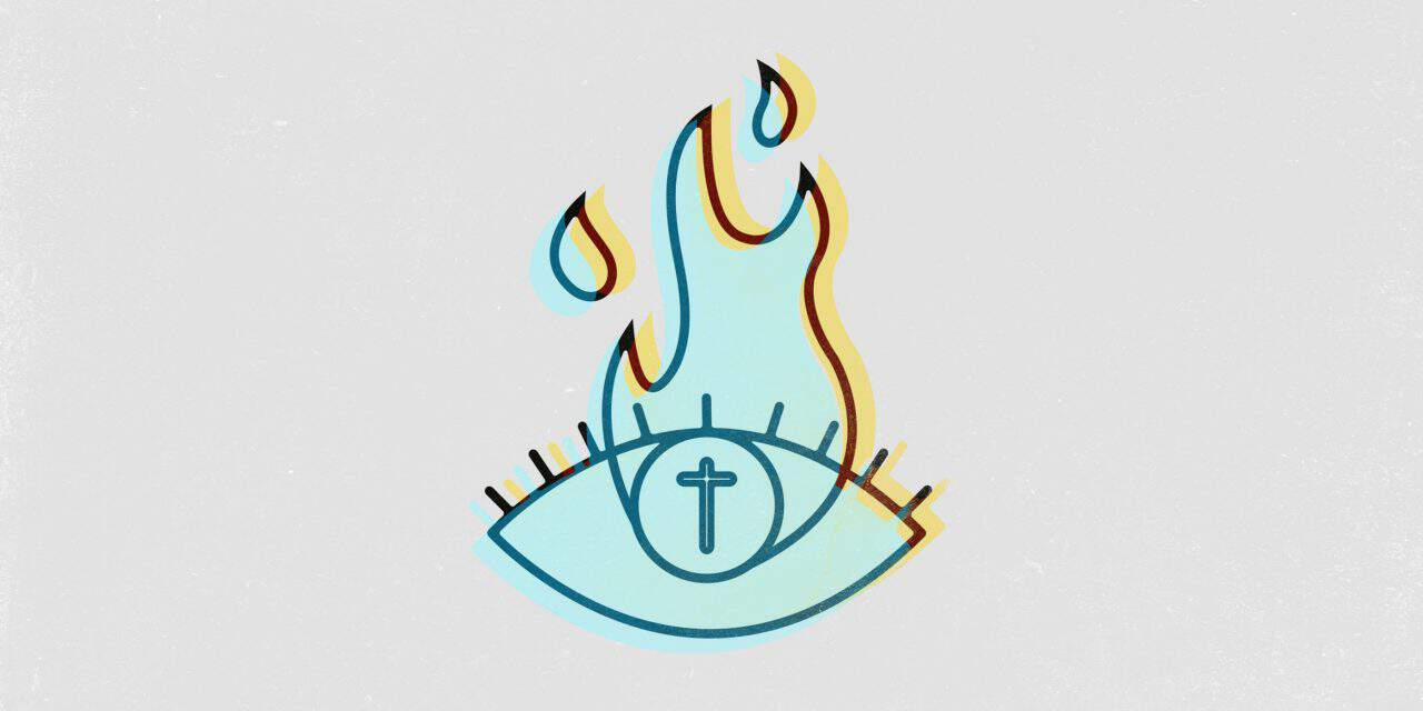 By the Spirit, We See the Cross