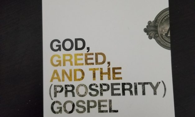 God, Greed, and the (Prosperity) Gospel – Costi Hinn
