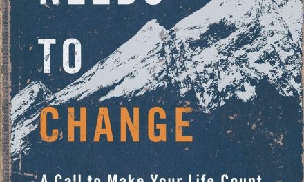 Something Needs to Change – David Platt