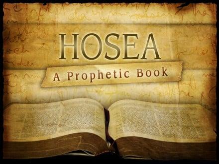 #1: Introduction to Hosea[Sermon]