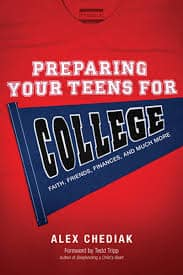 , Book Review – Preparing Your Teens For College: Faith, Friends, Finances, and Much More, Servants of Grace