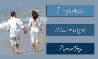 Marriage/Parenting/Singleness Recap