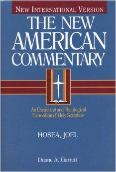 New American Commentary: Hosea, Joel