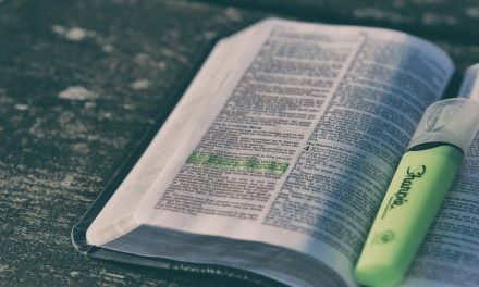 Sola Scriptura: Returning to the Fount of the Word