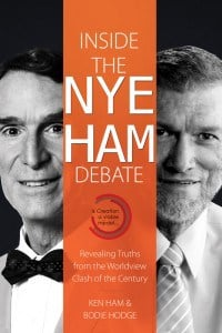 , Inside the Nye Ham Debate: Revealing Truths from the Worldview Clash of the Century, Servants of Grace