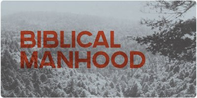 Biblical Manhood: A Life of Strength Displayed in Weakness in Christ