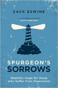 , Spurgeon's Sorrows: Realistic Hope for those who Suffer from Depression, Servants of Grace