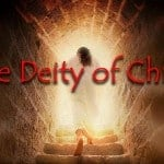the-deity-of-Christ