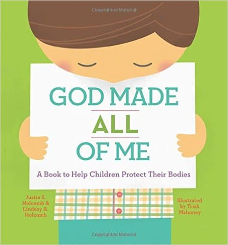 "A Review of ""God Made All Of Me"" by Justin and Lindsey Holcomb"