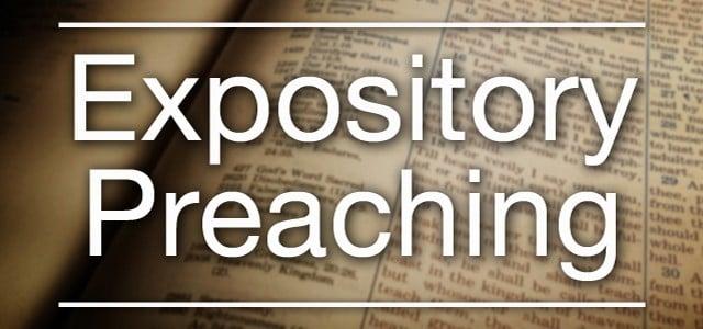 Preaching to Glorify God and Transform Lives