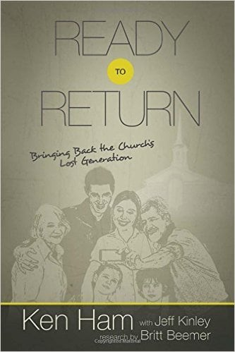 Ready to Return: Bringing Back the Church's Lost Generation