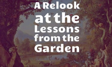 "A Relook at the ""Lessons from the Garden"""