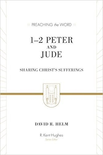 Jude, 1-2 Peter and Jude: Sharing Christ's Sufferings, Servants of Grace