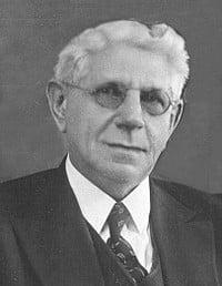 , Louis Berkhof – The Doctrine of God, Servants of Grace