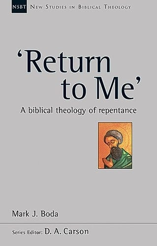 "A Review of ""Return to Me"" by Mark Boda"