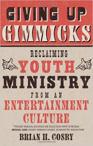 Youth, Give Up the Gimmicks, Youth Pastors, Servants of Grace