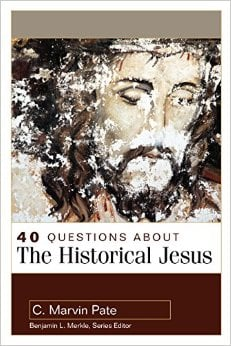 Questions, 40 Questions About The Historical Jesus, Servants of Grace
