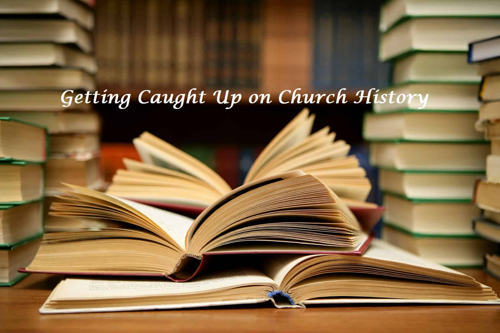 Caught, Get Caught Up on Church History, Servants of Grace