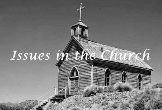 Boring Church Services Changed My Life