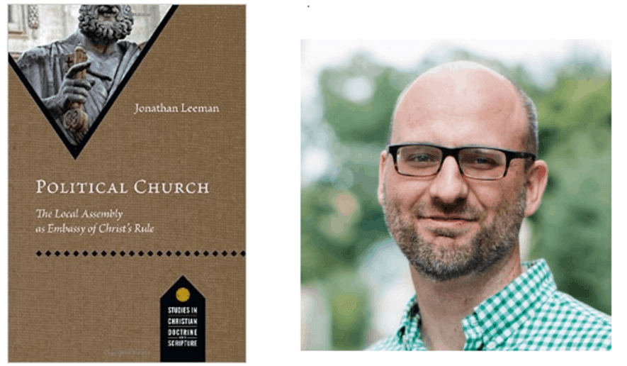 Political, Political Church: The Local Assembly as Embassy of Christ's Rule (Jonathan Leeman), Servants of Grace, Servants of Grace