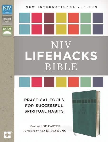 Lifehacks, NIV LIFEHACKS BIBLE, Servants of Grace