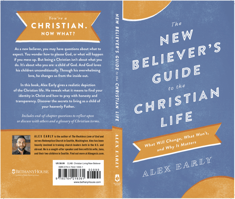 Kevinbelieberz: The New Believer's Guide To The Christian Life