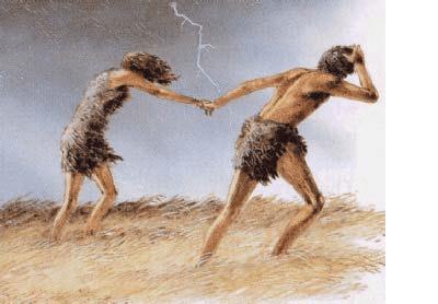 God's Covering of Man's Nakedness