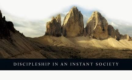A Long Obedience in the Same Direction: Discipleship in an Instant Society (Eugene Peterson)