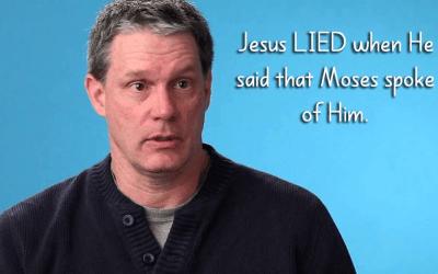 Peter Enns, Jesus and Genesis