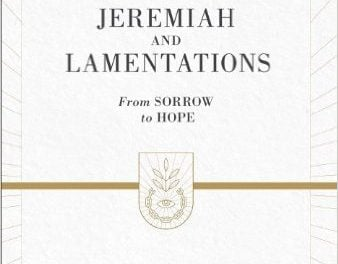 Jeremiah and Lamentations: From Sorrow to Hope (Preaching the Word, Philip Graham Ryken)