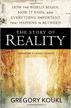 Story, The Story of Reality: How the World Began, How It Ends, and Everything Important that Happens in Between, Servants of Grace, Servants of Grace