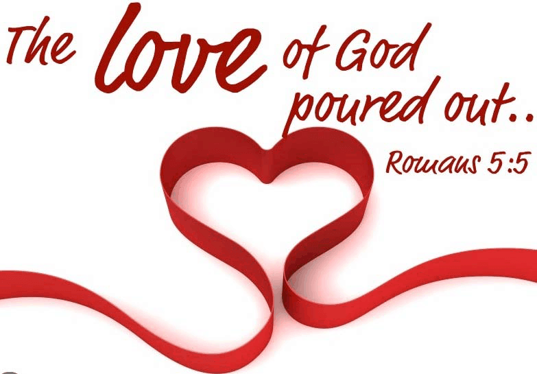 Love, The Love of God, Servants of Grace