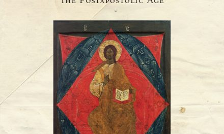 The Earliest Christologies: Five Images of Christ in the Post-Apostolic Age