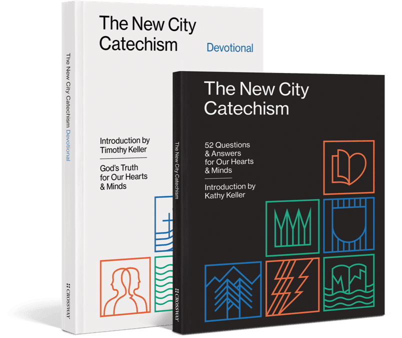 Catechism, The New City Catechism Devotional, Servants of Grace, Servants of Grace