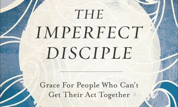The Imperfect Disciple: Grace for People Who Can't Get Their Act Together (Jared C. Wilson)