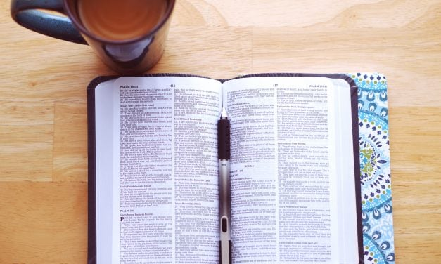 Bible Reading: Duty or Delight?