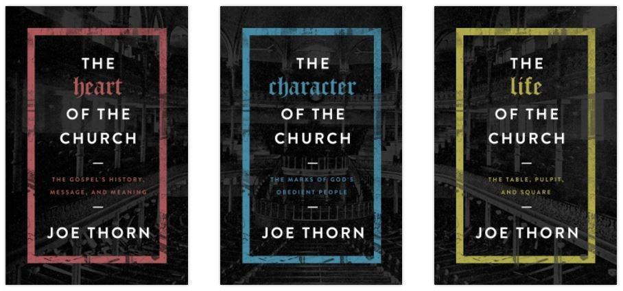 "Church, ""Of The Church"" Series – Joe Thorn, Servants of Grace, Servants of Grace"