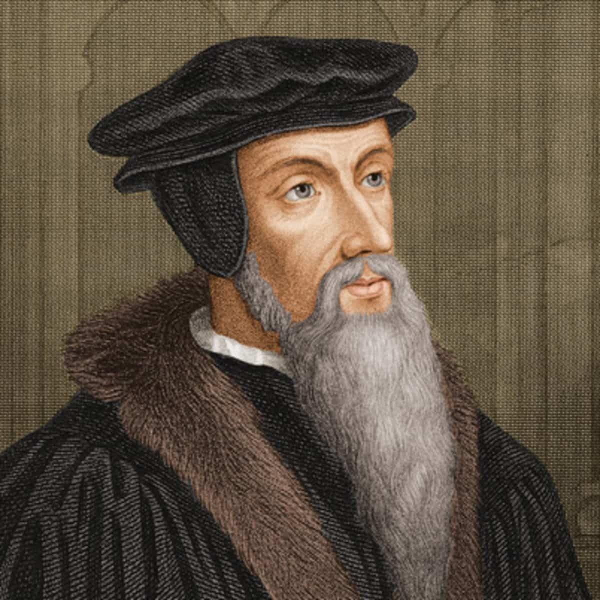 Calvin, Five Lessons from John Calvin on the Christian Life, Servants of Grace